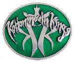 Kottonmouth Kings Belt Buckle Daddy X, Lou Dog, D-Loc, DJ Bobby B. Code AX3